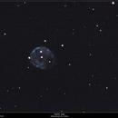 NGC 246 - Skull Nebula,                                Gérard Nonnez