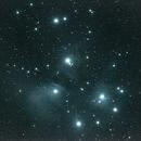 Pleiadi m45,                                Giorgio Santoni