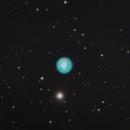 NGC 2392 The Eskimo Nebula,                                Shannon Calvert