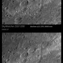 Moon 2020-06-28. Janssen, Fabricius, Metius with SkyWatcher 250/1200 and Intes Micro 715 De luxe,                                Pedro Garcia