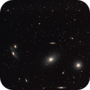 Markarian's Chain, Galaxy Cluster in Virgo,                                jakecru