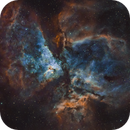 Eta Carinae with DSLR and L-Enhance filter,                                Rodrigo Gutiérrez