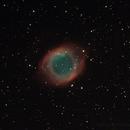 Caldwell C63 - NGC7293 - Helix Nebula ,                                Geoff Scott