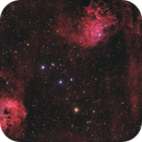 IC405, IC410 – 2016,                                Peter Folkesson