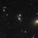 NGC4438 Eyes Galaxy,                                Byoungjun Jeong