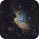 NGC 7380 - SHO,                                Yannick Juillet
