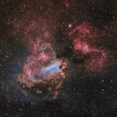 M17: The Swan Nebula,                                Toshiya Arai