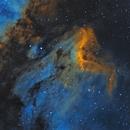 Pelican nebula (cropped),                                U-ranus