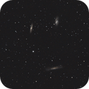 M65 and M66 - Leo,                                Emmanuel Fontaine