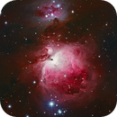 M42 The Great Nebula in Orion,                                Eshan Toorabally