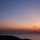 Moon after Sunset in Thassos, Greece,                                Razvan Rabei