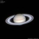 Saturn. August 8, 2020,                                FernandoSilvaCorrea