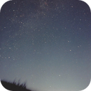 Milky Way In Arizona - April 1990,                                mikefulb