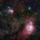 M8 and M20,                                David Johnson