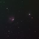 M78 false color IR,                                Piotr