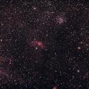 NGC7635 ,Bubble Nebula wide field,                                Michael_Xyntaris