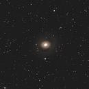 M94 - Canes Venatici,                                Emmanuel Fontaine