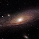 M31 - the Andromeda Galaxy,                                Danny James