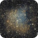 NGC 6820,6823,                                Marek Koenig