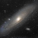 M31 - test data,                                Simon