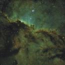 NGC 6188,                                Michelle Bennett