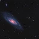 M106 Galaxy,                                Ken Sharp