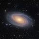 Bode 's Galaxy M81 - V3.1 Wide Field,                                Arnaud Peel