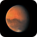 Mars on 1st August 2020 (LRGB),                                Henning Schmidt