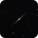 NGC4565 vom 11.05.2021,                                Werner Drobil
