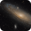 M31 / M32 / M110 Andromeda Galaxy,                                Ulli_K