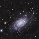 NGC 2403,                                Ron Stanley