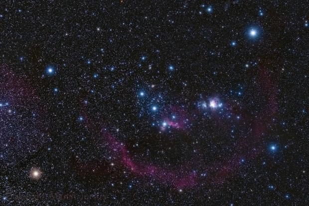 Orion Wide Field,                                Martin Junius