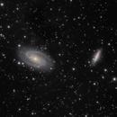 M81 Bode's Galaxy,                                Jens Unger