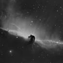 Horsehead in Ha - IC434,                                Anne-Maree McComb