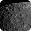 Flying over the moon with a Celestron C8,                                Astroavani - Ava...