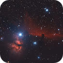 Horsehead and Flame,                                Deraux LeDoux