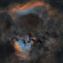 Cederblad 214, NGC7822,                                Ola Skarpen SkyEyE