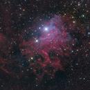 IC405 - RGB,                                Martin Dufour