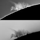 Prominence, on November 15.,                                Gabriel - Uranus7
