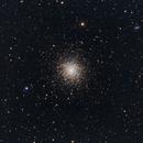 M13 - Great Globular Cluster in Hercules,                                Callum Hayton