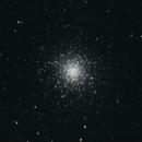 M13 - Hercules Globular Cluster,                                Michael Sanford