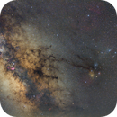 Milky Way Core,                                Michele Trungadi