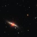 M82,                                Chris R White