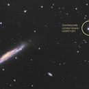 Lensed Quasar QO957+561 and NGC3079,                                sydney