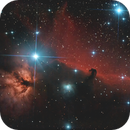 The Horsehead Nebula / IC 434, B 33 and Friends,                                Wolfgang Zimmermann