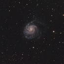 M101 Galaxy,                                Boštjan Zagradišnik
