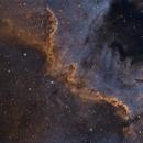 NGC 7000 ,                                John Leader