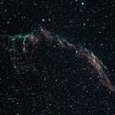 Cirrusnebel NGC 6992,                                Florian Kolbe