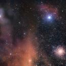 M4 y Sigma Scorpii,                                Máximo Bustamante