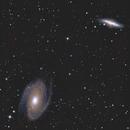 Bode's Galaxy and the Cigar Galaxy,                                Brian Beamer